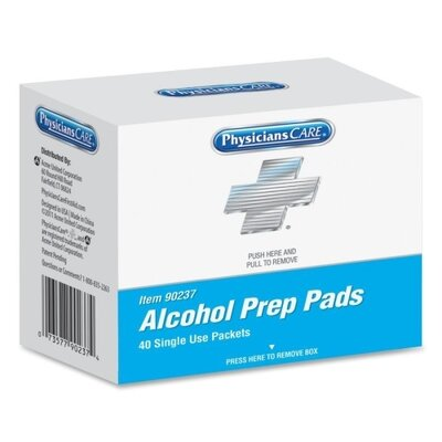 Acme United Corporation Alcohol Prep Pad (40 Per Box)