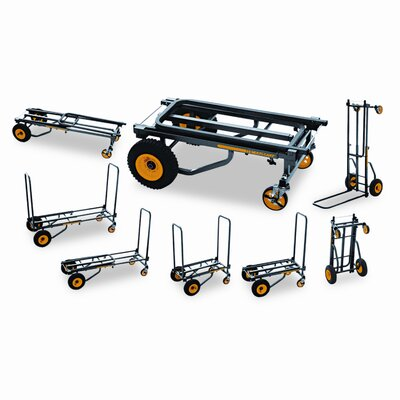 """Advantus Corp. 9"""" 8 Way Utility Cart"""