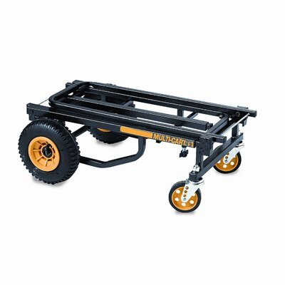 "Advantus Corp. 9"" 8 Way Utility Cart"