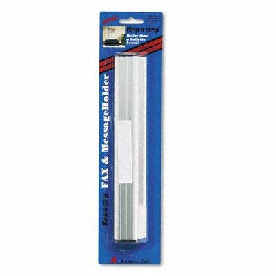 Advantus Corp. Grip-A-Strip Display Rail, 9 X 1 1/2