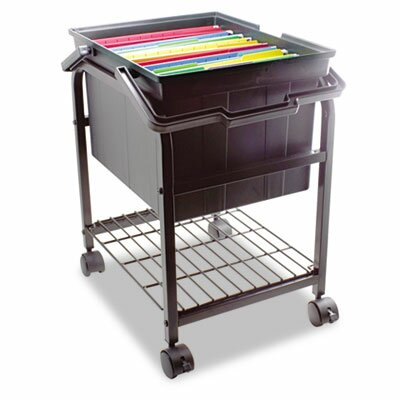 Advantus Corp. Heavy-Duty File Shuttle, 17-3/8W X 14-3/8D X 20H