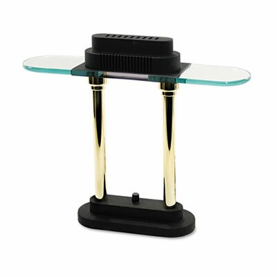 "Advantus Corp. Ledu Halogen 15"" H Table Lamp"