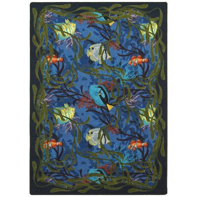 Joy Carpets Just for Kids Essentials Under the Sea Rug