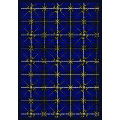Sports Saint Andrews Seaside Blue Rug