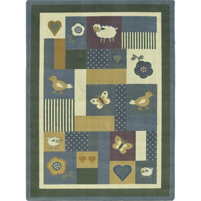 Joy Carpets Just for Kids Baby Love Soft Kids Rug