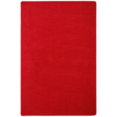 Joy Carpets Endurance Red Kids Rug