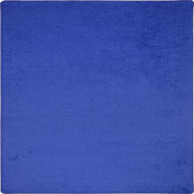 Joy Carpets Endurance Royal Blue Kids Rug