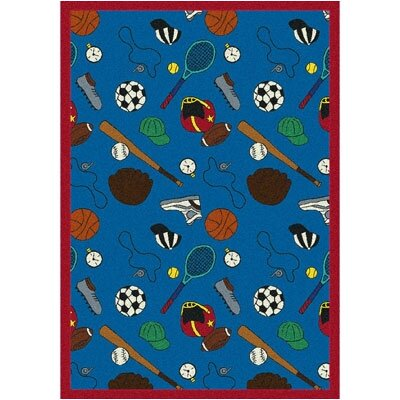 Joy Carpets Multi-Sport Kids Rug
