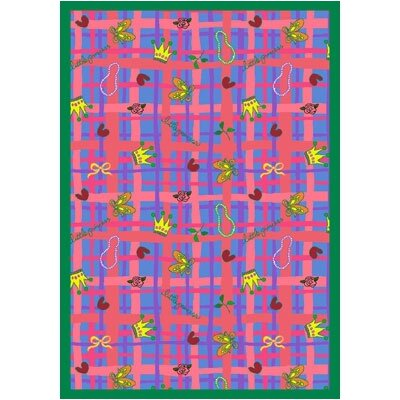 Joy Carpets Just for Kids My Little Princess Kids Rug