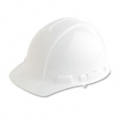 Aearo Technologies 3M H-700 Series Hard Hat with 4-Point Ratchet Suspension, Vented