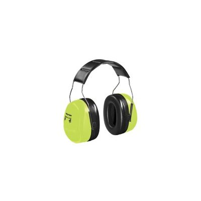 Aearo Technologies H10 Hi-Vis Extreme Series Over-The-Head Dual Cup Hearing Protector NRR 30 dB