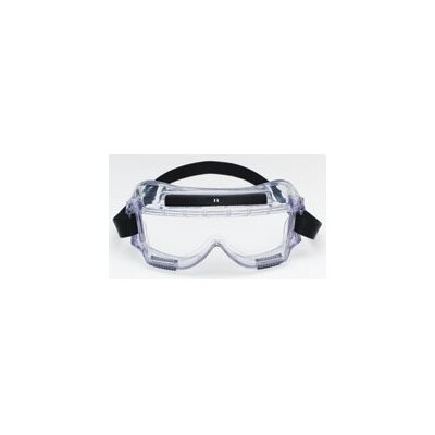 Aearo Technologies Centurion® Chemical Splash Goggles With Clear Frame And Clear Duralite® Lens