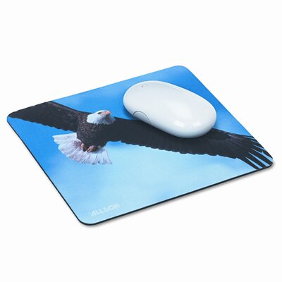 Allsop Bald Eagle Mouse Pad