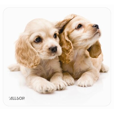 Allsop Naturesmart Mouse Pad - Puppies