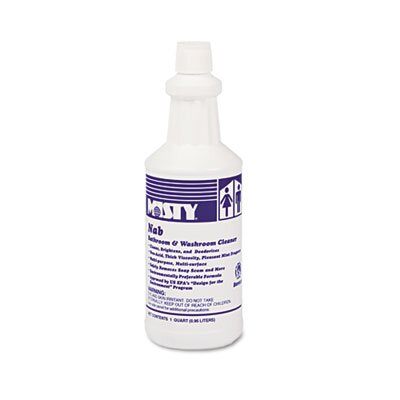 AmRep Misty Nab Nonacid Bathroom Cleaner, 32 Oz. Bottle