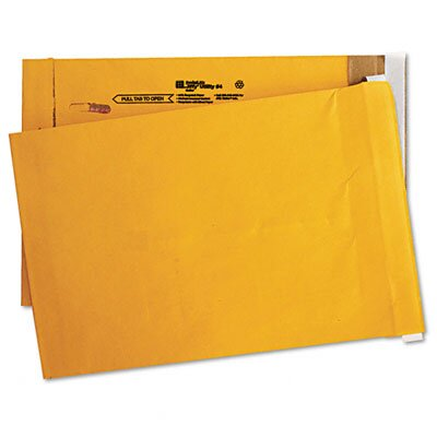 Sealed Air Corporation Utility Self-Seal Mailer, Side Seam, #4, 100/Carton