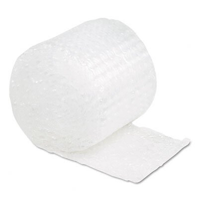 "Sealed Air Corporation Bubble Cushion Cushioning Material, 1/2"" Thick, 12"" X 30Ft"