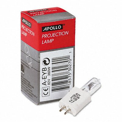 Apollo c/o Acco World Replacement Bulb for Bell & Howell/Eiki/Apollo/Da-Lite/Buhl/Dukane Products, 82V