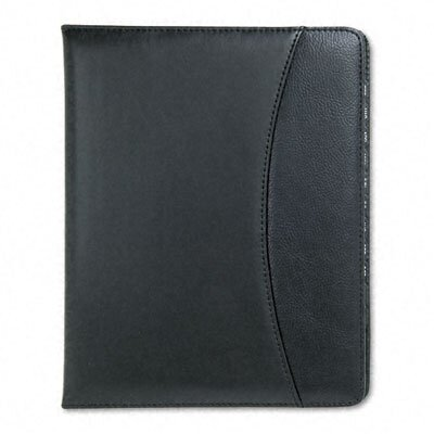 At-A-Glance Executive Weekly/Monthly Planner with Hourly Appointments, 6-7/8 x 8-3/4, Black, 2014/14