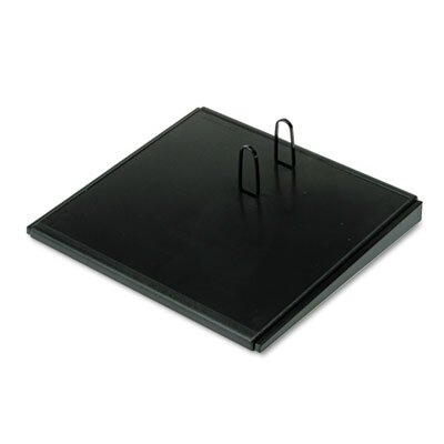 At-A-Glance Large Desk Calendar Base For 4-1/2 x 8 Refill, Black, 2013