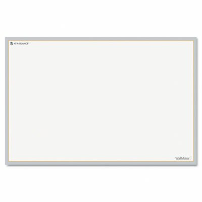 At-A-Glance WallMates Self-Adhesive Dry-Erase Writing Surface White Board