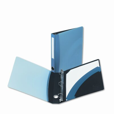 """Avery Consumer Products Easy Access Round Ring Reference Binder, 1"""" Capacity"""