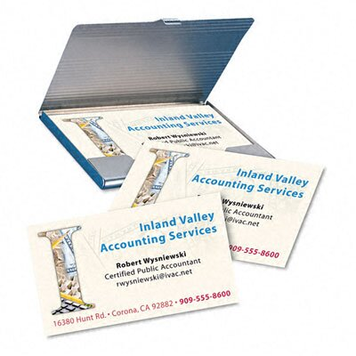 Avery Consumer Products Inkjet Matte Business Cards (250/Pack)