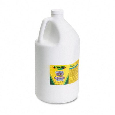 Crayola LLC Washable Paint, 1 Gal