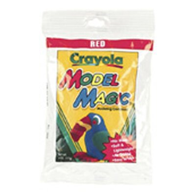 Crayola LLC Model Magic 4oz Red