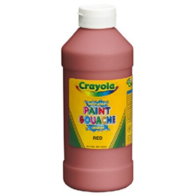 Crayola LLC Crayola Washable Paint 16oz Violet