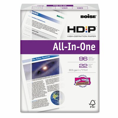 Boise® Aspen HD:P All-In-One 22-lb Office Paper (Pack of 500)