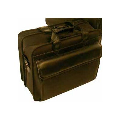 Bond Street, LTD. Tech Rite 4 Star Top Load Deluxe Notebook Laptop Briefcase