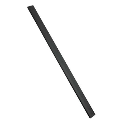 "C-Line Products, Inc. Binding Bar for Report Covers, 1/8""x11"", Black"