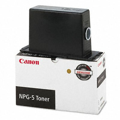 Canon NPG-5 Laser Cartridge, Black