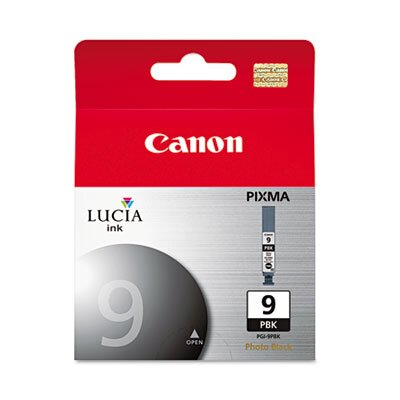 Canon PGI9PBK (PGI-9) Ink Tank, Photo Black