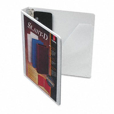 Cardinal Brands, Inc Clearvue Premium Slant-D Presentation Binder