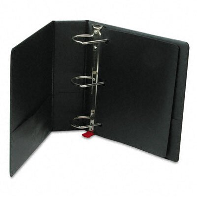 "Cardinal Brands, Inc Easyopen Slant D-Ring Binder, 3"" Capacity"