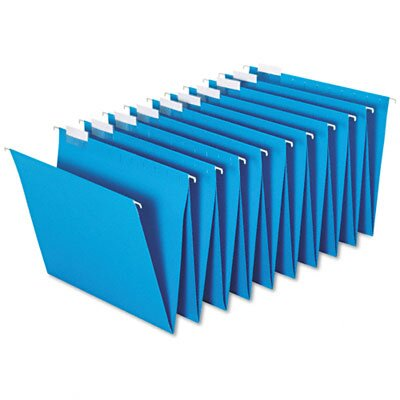Cardinal Brands, Inc Globe-Weis Hanging Accordion Folders, Letter Size (2 Sets/Box)