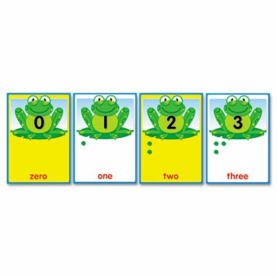Carson-Dellosa Publishing Quick Stick Bulletin Board Set, Numbers 0-30