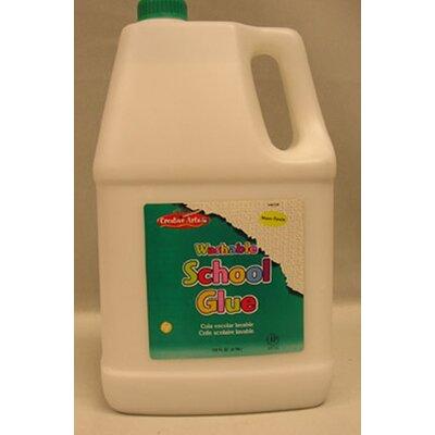 Charles Leonard Co. Economy Washable School Glue Gallon