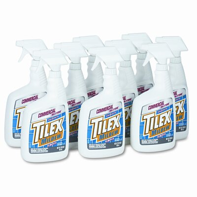 Clorox Company Tilex Mildew Remover, Removes Mold/Mildew, 32 oz
