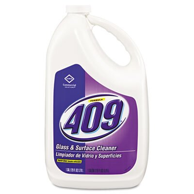 Clorox Company Formula 409 Glass and Surface Cleaner, 1 Gal. Bottle