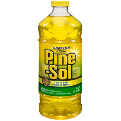 Clorox Company 48 Oz Pine-Sol Lemon Fresh Liquid Cleanser