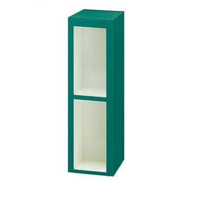 Lenox Plastic Lockers Plastic Cubby Locker - Double Tier - 1 Section