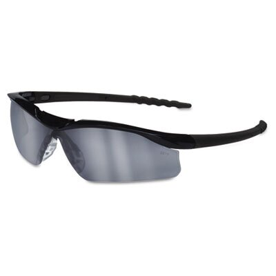 Crews® Dallas Wraparound Safety Glasses, Gray Indoor/Outdor Lens