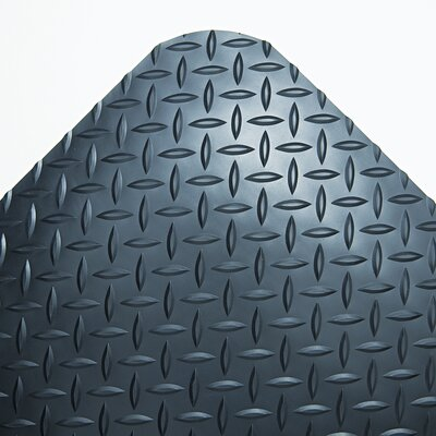 CROWN MATS & MATTING                               Industrial Deck Plate Antifatigue Mat