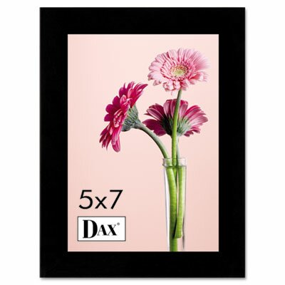 "DAX® Solid Wood Photo/Picture Frame, 5"" x 7"""