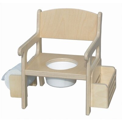 Potty Chair with Accessories