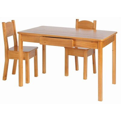 Arts and Crafts Activity Table and Chair Set