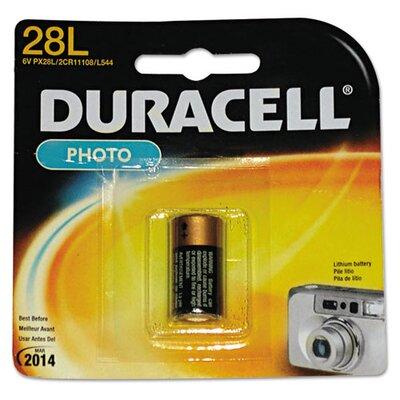 Duracell 6V Lithium 28L Battery